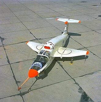 Ryan XV-5 Vertifan - XV-5B.