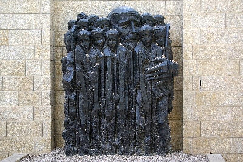 per il giorno della memoria:  Yad Vashem, the children, memorial, Janusz Korczak dans SHOAH