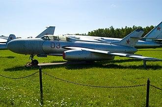 Yakovlev Yak-25 - Yak-25 at Monino Aviation Museum