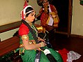 Yakshagana Performance at NINASAM (India Theatre Forum Stuyd Tour May 2013) (8765697176).jpg
