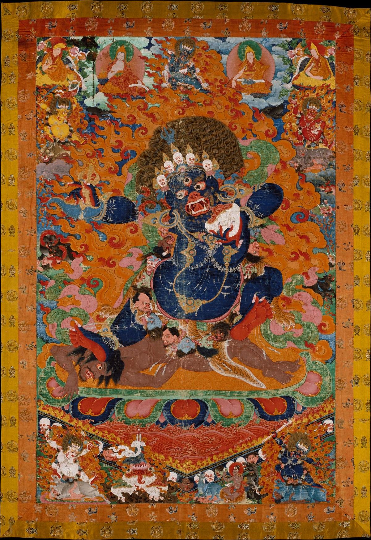 Libro tibetano de los muertos - Wikipedia, la enciclopedia