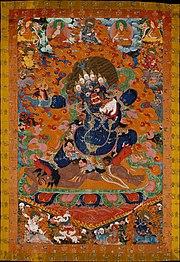 Yama tibet