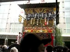 ファイル:Yamaboko Float at Kyoto Gion festival 2009.ogv