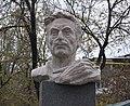 Yeghishe Tadeosyan bust, 2015.JPG