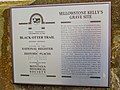 Yellowstone Kellys Grave on Black Otter Trail NRHP 06001224 Montana1.jpg