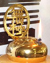 Yiguandao oil lamp