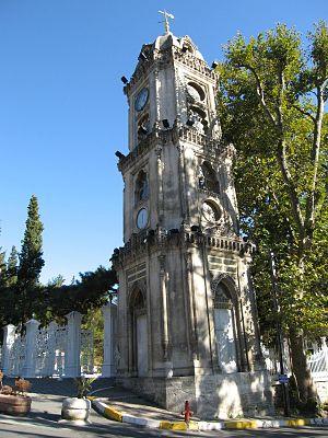 Yıldız Clock Tower - Yıldız Clock Tower.