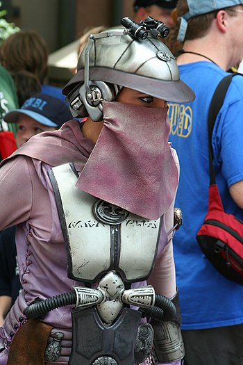 English: Zam Wesell is a bounty hunter in the ...