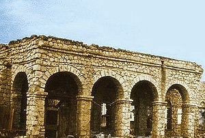 History of Somalia - Ruins of the Sultanate of Adal in Zeila, Somalia.