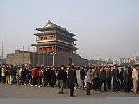 Zhengyangmen, the front gate of old Beijing