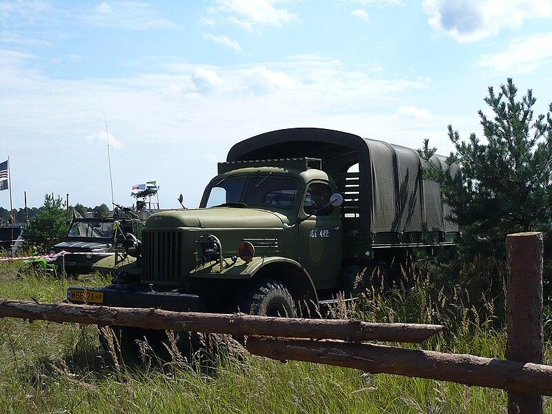 File:ZiL-157 truck.jpg - Wikimedia Commons