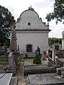 Zichy cemetery chapel, north, 2017 Várpalota.jpg