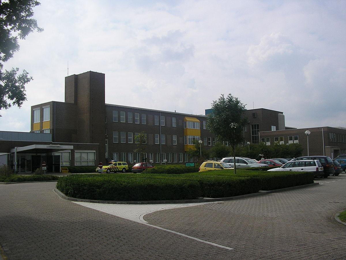 File Zierikzee Zweeds Rode Kruis Ziekenhuis Koning Gustaafweg 1