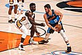 Zion Williamson and Kevin Love (49488363862).jpg