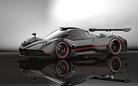 Charmant Zonda R Front 1. Overview. Manufacturer, Pagani