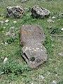 Zoravar (Gharghavank) Monastery, Graveyard5.JPG