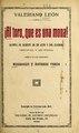 !Al toro, que es una mona! - apunte de sainete en un acto y dos cuadros, en prosa (IA altoroqueesunamo2949mugu).pdf