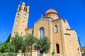 Aegina - Church of Theotokos
