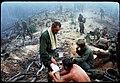 """NCO Bandaged, Oklahoma Hills"", April 1969.jpg"