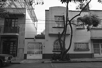 Roma (2018 film) - 22 Tepeji Street, Colonia Roma - the house where the film was filmed.