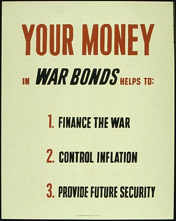 """YOUR MONEY IN WAR BONDS HELPS TO...""..."