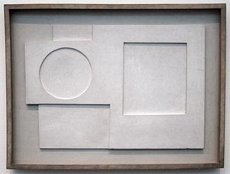 Ben Nicholson - 1934 (relief), Tate Modern, London