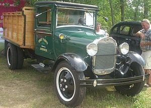Ford Model AA - 1929 Model AA