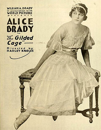 The Gilded Cage (1916 film) - Image: 'The Gilded Cage'