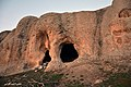 ((( مراغه -غارهای دست ساز روستای ازبک ))) - panoramio.jpg