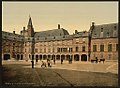 (Binnenhof (inner court), Hague, Holland) LOC 4120033050.jpg