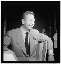 (Portrait of Skitch Henderson, Eddie Condon's, New York, N.Y., ca. Aug. 1947) (LOC) (5020398504).jpg