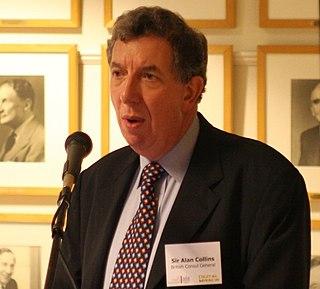 Alan Collins (diplomat) British diplomat