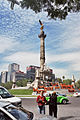 Ángel statue in Mexico 2005.jpg