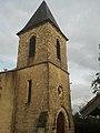 Église Saint-Barthélémy de Monferran - Clocher nord.jpg