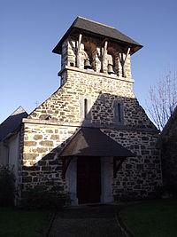 Église Saint-Martin d'Averan (Hautes-Pyrénées, France).JPG