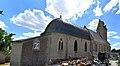 Église Saint-Mathieu et Saint-Lô d'Ouffières. Vue nord-est.jpg