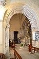 Église Saint-Vigor de Soliers. Chapelle latérale.jpg