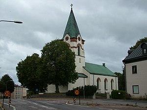 Ödeshög - Ödeshög Church in September 2007