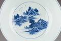Östasiatisk keramik. Bål, botten - Hallwylska museet - 95790.tif