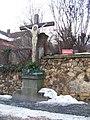 Černošice, kříž u odbočení Komenského.jpg