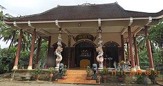Hoài Nhơn Town in South Central Coast, Vietnam
