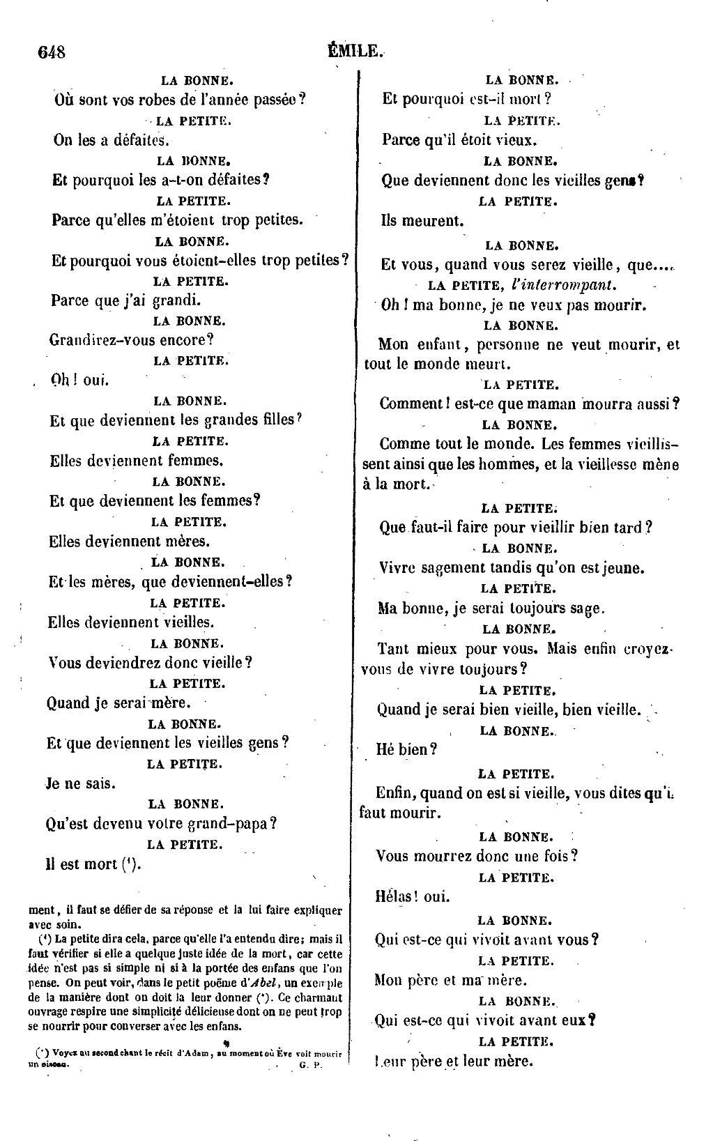 Pageœuvres Complètes De Jean Jacques Rousseau Iidjvu648