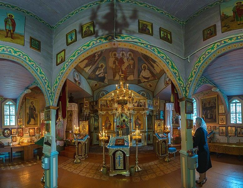 File:Інтер` єр Миколаївської церкви.jpg