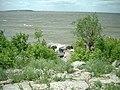 Берег Каховского водохранилища - panoramio - Руслан Селезнёв.jpg