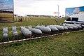 Бомбовое вооружение ГНПП Базальт - МАКС-2009 01.jpg