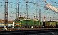 ВЛ10-1001, Россия, Новосибирская область, станция Новосибирск-Западный (Trainpix 136589).jpg