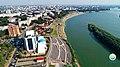 Вид на главную артерию города Павлодара - реку Иртыш.jpg
