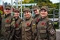 Гвардійки взяли участь у відкритті фотовиставки «Матері героїв» 3435 (26952337062).jpg
