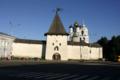Главные ворота в Псковский Кром..webp