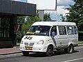 Город Коммунар, Ленинградское шоссе, автобус К-545 (21.07.2010).JPG